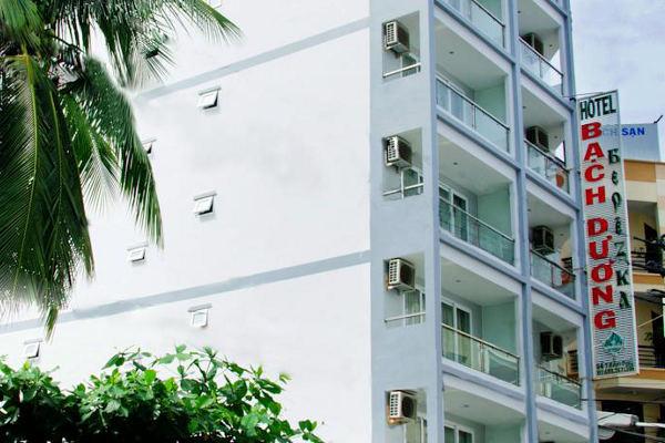 Giá phòng khách sạn Bạnh Dương Sầm Sơn, khách sạn bãi B quy mô 5 tầng và nhà ăn lạnh